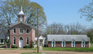 Shongolo Church, Vaiden, Mississippi