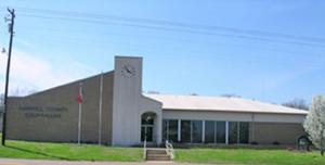 Vaiden Courthouse