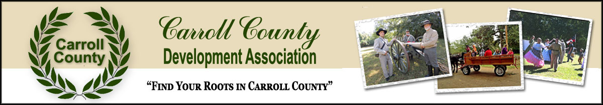 Carroll County Development Association, Carroll County, Mississippi